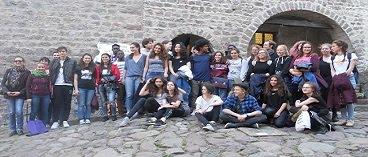 Εκπαιδευτική επίσκεψη στο Bolzano της Ιταλίας απο το Γυμνάσιο Γαζίου