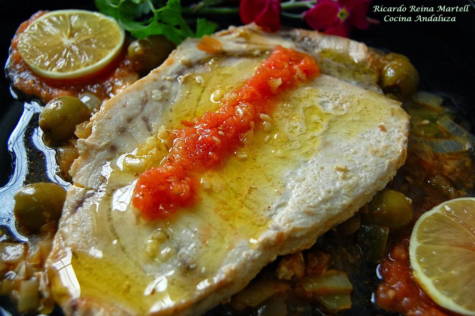 DIETA MEDITERRANEA : RECETAS COCINA ANDALUZA Pez+Esppada+a+la+Andaluza+I