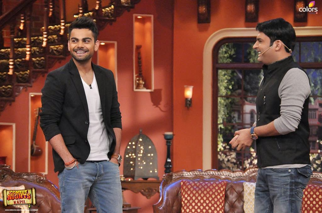 Comedy Nights With Kapil (VIRAT KOHLI) 20th July 2014 WEBHD 480p 250mb