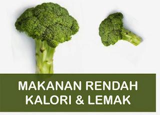 Makanan Rendah Kalori Untuk Wanita Yang Gemuk