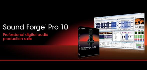 descargar sony sound forge pro 10 gratis full serial crack
