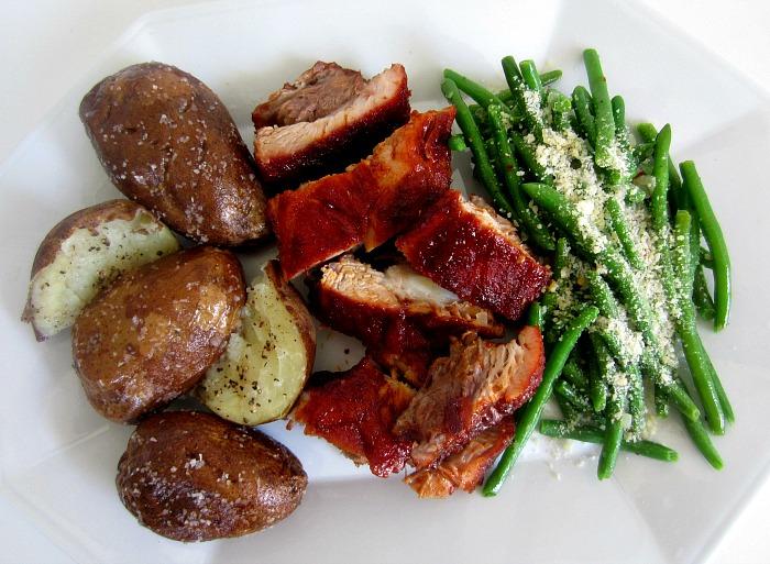 pork short ribs oven, bbq short ribs, dry rub ribs