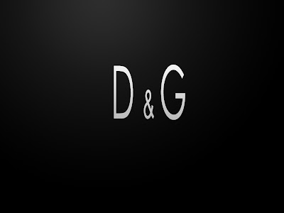 Dolce Gabbana D & G Minimal Logo HD Wallpaper