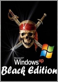 Windows XP Professional SP3 Black Edition – Outubro 2013 download baixar torrent