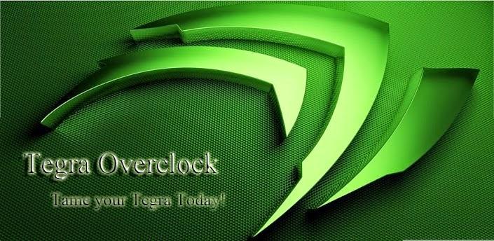 Tegra Overclock v1.7.1 APK