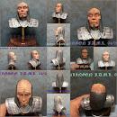 Klingon Busto 1/10 J.D.M.L.