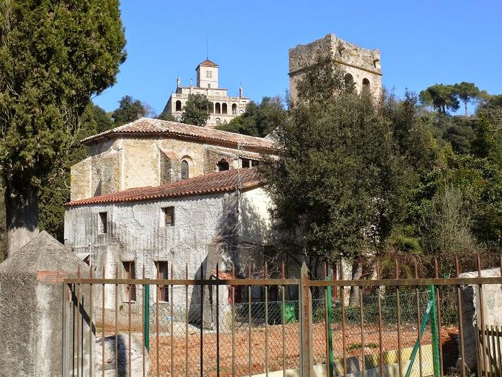 Ermita de Santa Maria de Vallvidrera
