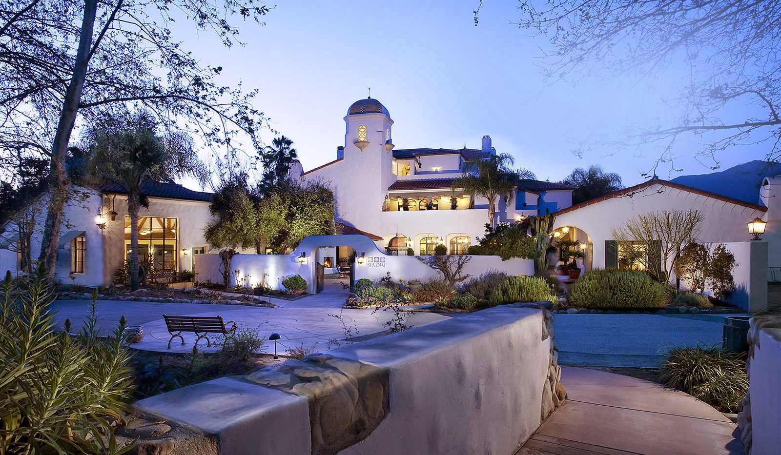 Luxury hotels ojai valley inn spa for The ranch house in ojai