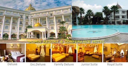 Hotel Yasmin Puncak