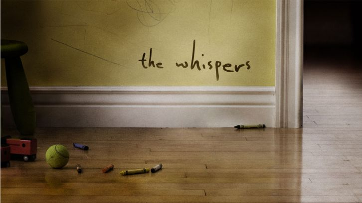 The Whispers - Episode 1.13 - Game Over (Season Finale) - Press Release + First Promotional Photo