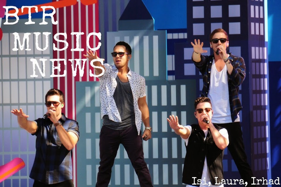 Big Time Rush Music News