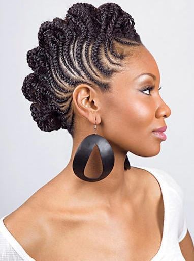 Can braid updo hairstyles black women interesting