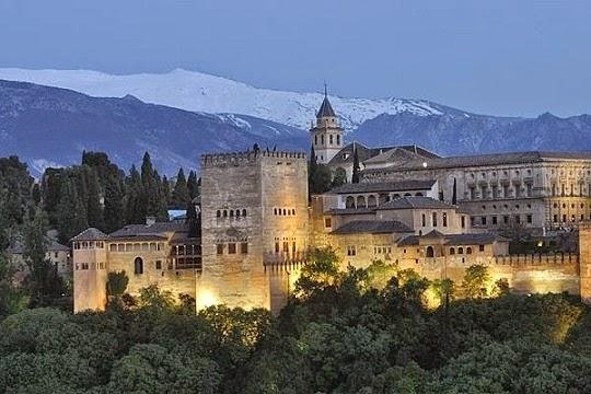 Tempat Wisata Peradaban Islam di Spanyol Eropa