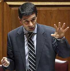 Portugal: O MINISTRO VÍTOR GASPAR TOMA CALMANTES?