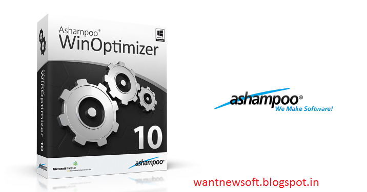 UPDATED - Ashampoo WinOptimizer 10 Free Download For 1 Year Serial Key