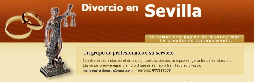 Abogado Divorcio En Sevilla  www.divorcioensevilla.es