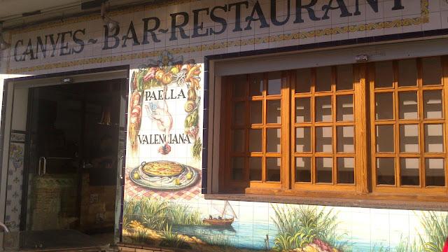 Biciclub verano azul cr tica gastron mica restaurante canyes - Restaurante en pinedo ...