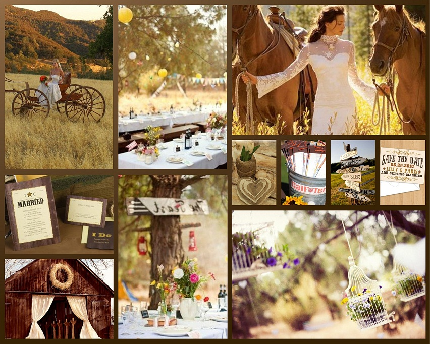 Used Rustic Wedding Decor Photograph The Barn White Tablec