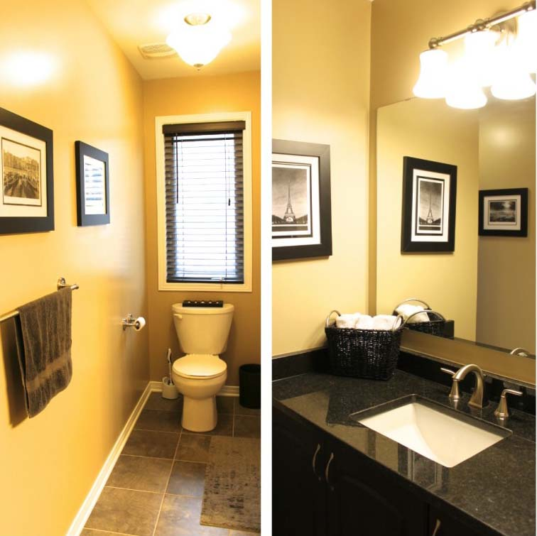 desain kamar mandi warna kuning desain kamar mandi