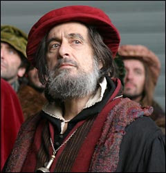 shylock character