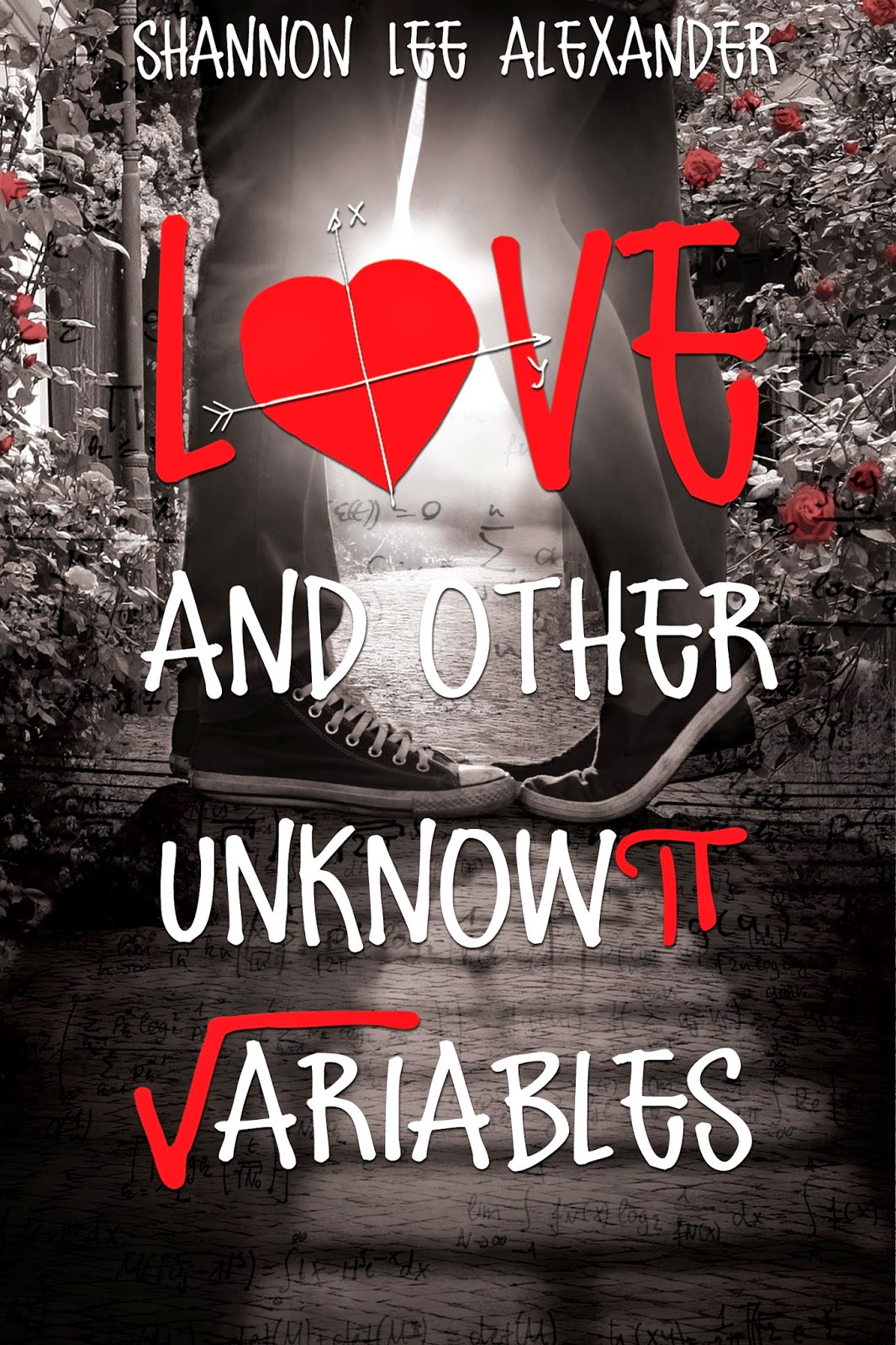Cover Reveal – Love and Other Unknown Variables