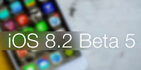 Download iOS 8.2 Beta 5