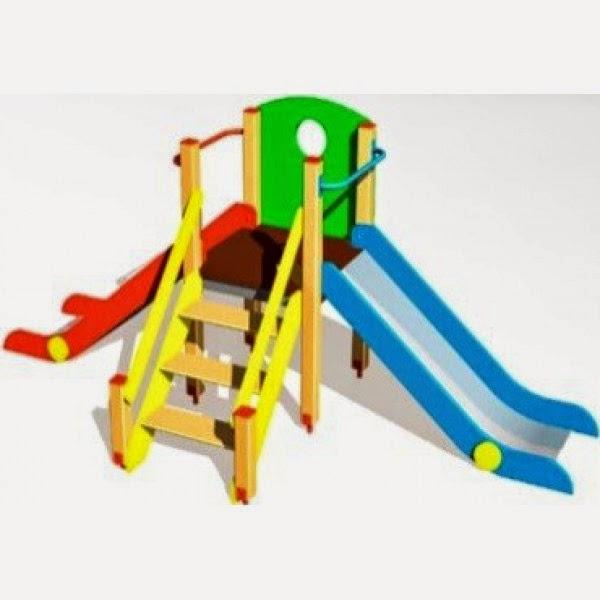 Купить детскую площадку во двор от производителя