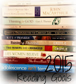 Reading Goals for 2015