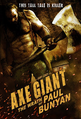Axe Giant The Wrath Of Paul Bunyan (2013)