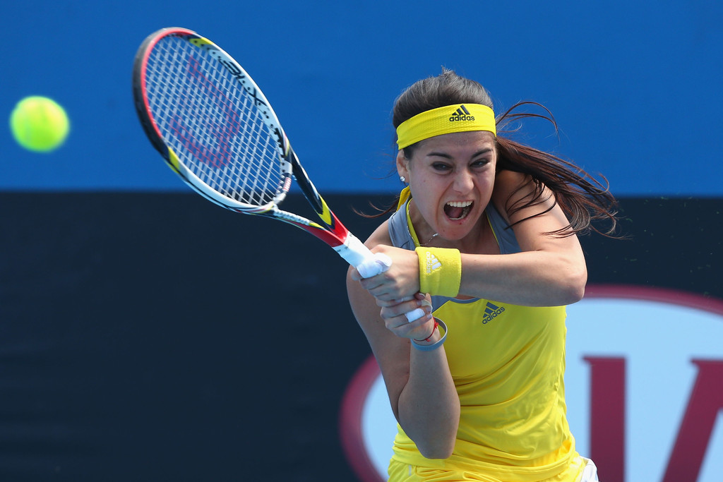 TENNIS Sorana Cirstea Profile And Pics