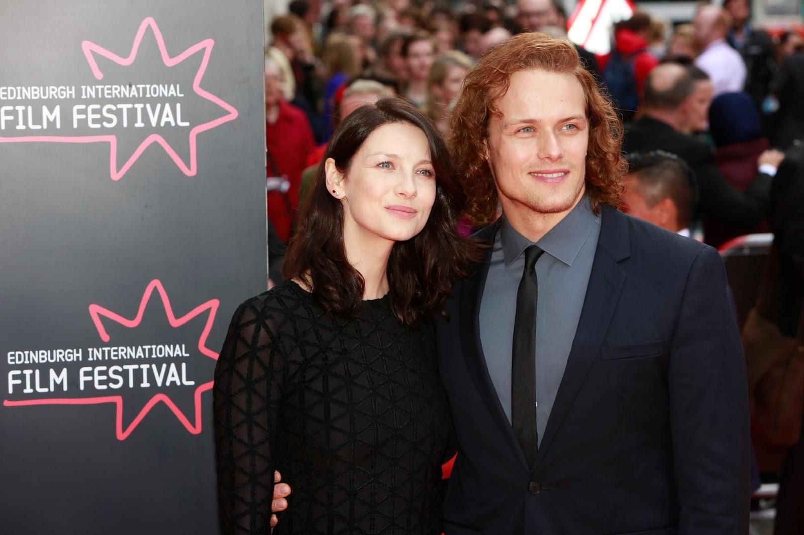 Outlander stars dating 2015