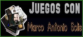 Juegos con Marco A Solis