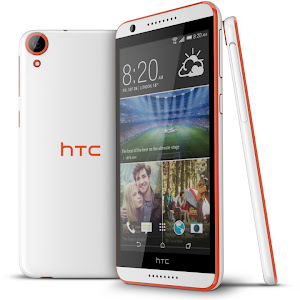 HTC Desire 820 (red)
