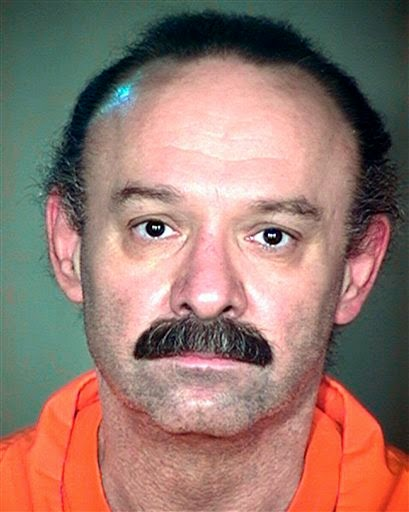 Inmate Joseph Rudolph Wood provided by the Arizona Department of Corrections