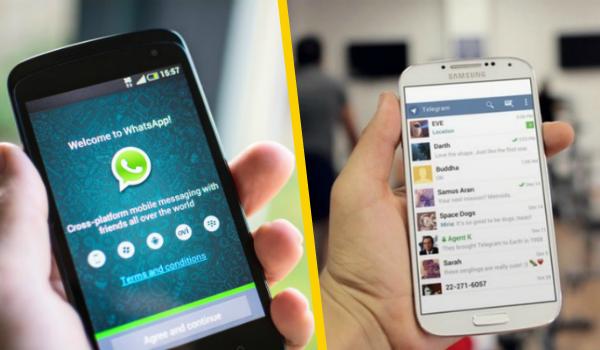 لهذه الأسباب العشرة يتفوق تطبيق تيليجرام على الواتس آب !