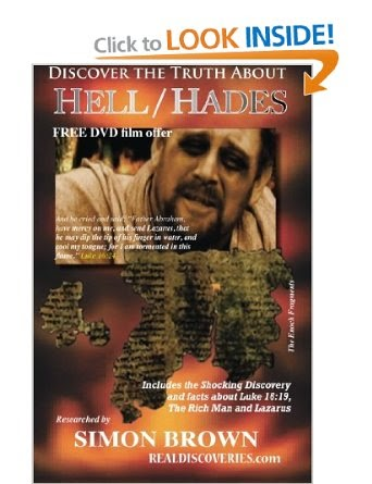 Discover the Truth about HELL/HADES Paperback.