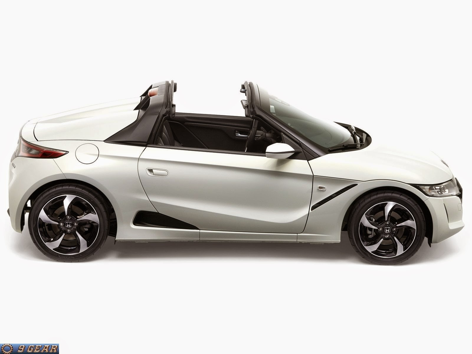 Honda S660 2 Seater Open Top Sports Car