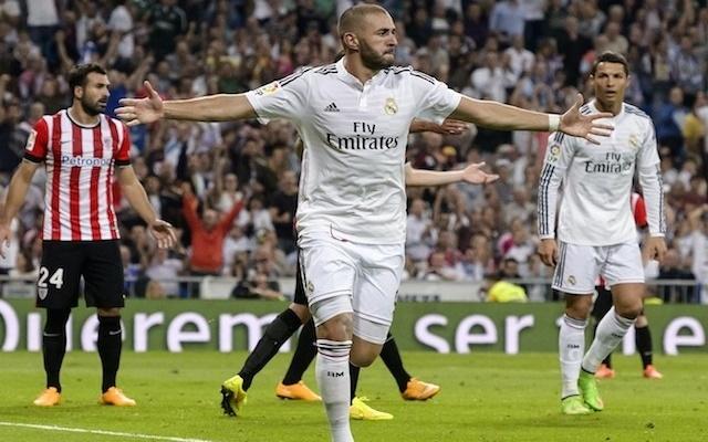 Athletic Club vs Real Madrid en vivo