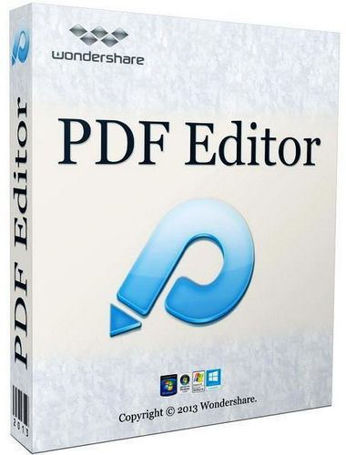 Wondershare PDF Editor 3.6 Final Español