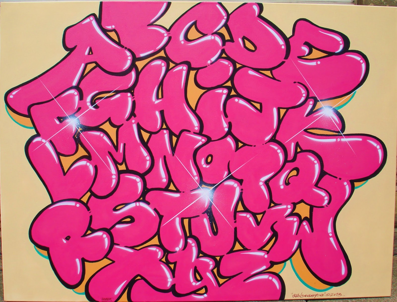Graffiti creator styles graffiti alphabet tumblr - Graffiti alfabet ...