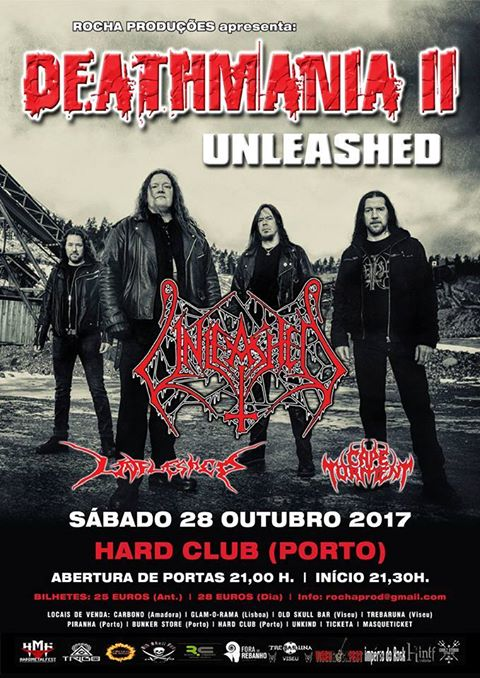 Deathmania Portugal