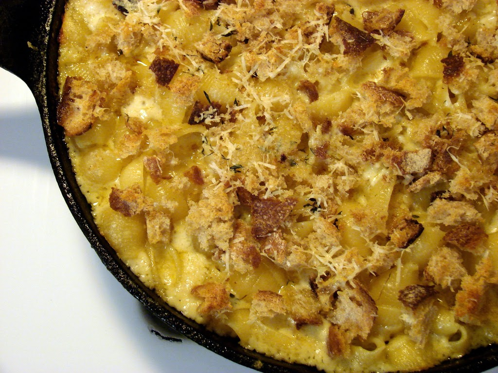 Cheese Skillet Macaroni Recipe