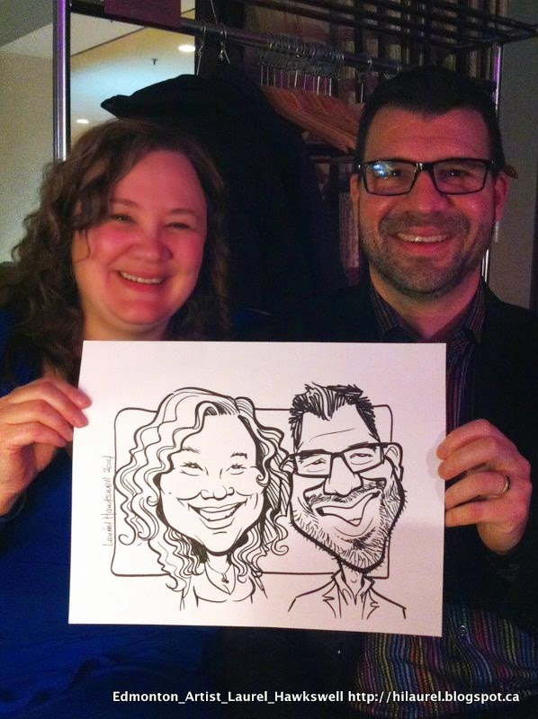 Caricature Event