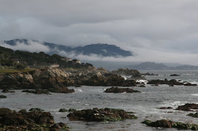 Pebble Beach, CA. Picture by ICouldLiveHere.org