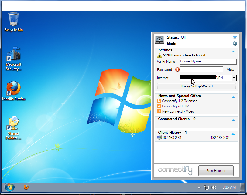 WatFile.com Download Free download connectify wifi hotspot for windows 7