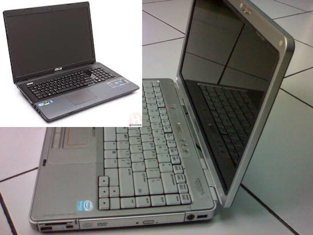 service laptop bekas
