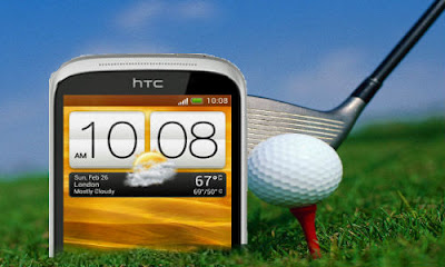 HTC Wildfire C or Golf Spec. Leak