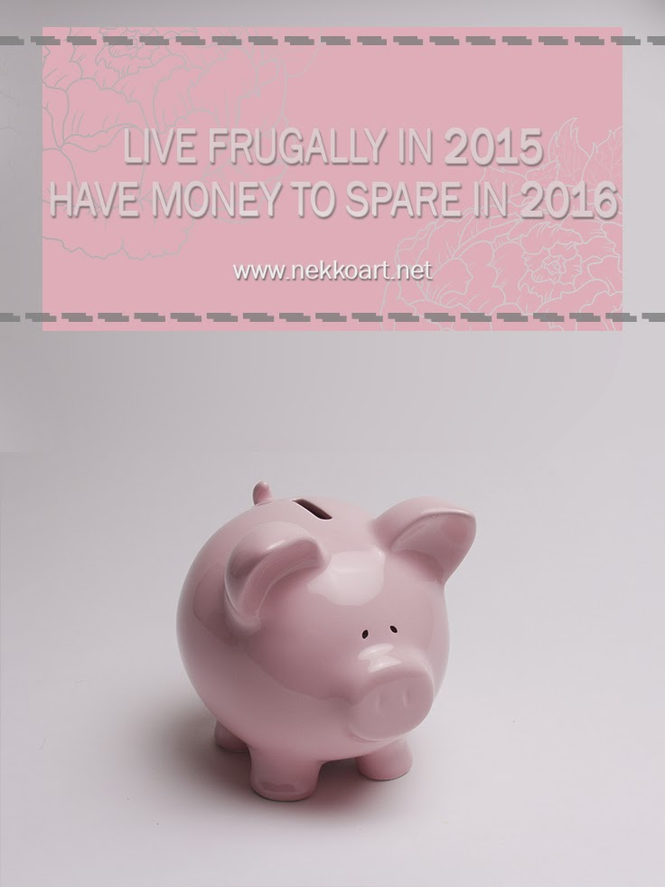 live frugally in 2015