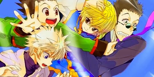 Hunter x Hunter, Actu Manga, Manga, Weekly Shonen Jump, Yoshihiro Togashi,