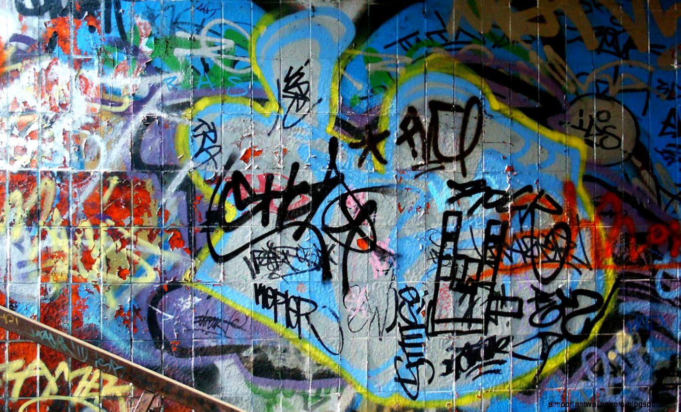 graffiti wallpaper designs - photo #36